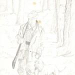 étude, chasse 011