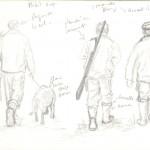 étude, chasse 015