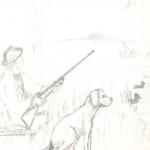 étude, chasse 020