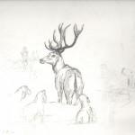 étude, chasse 022