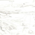 étude, la poite du vivier à Quiberon 001