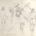 étude, pêcheurs à pieds 004